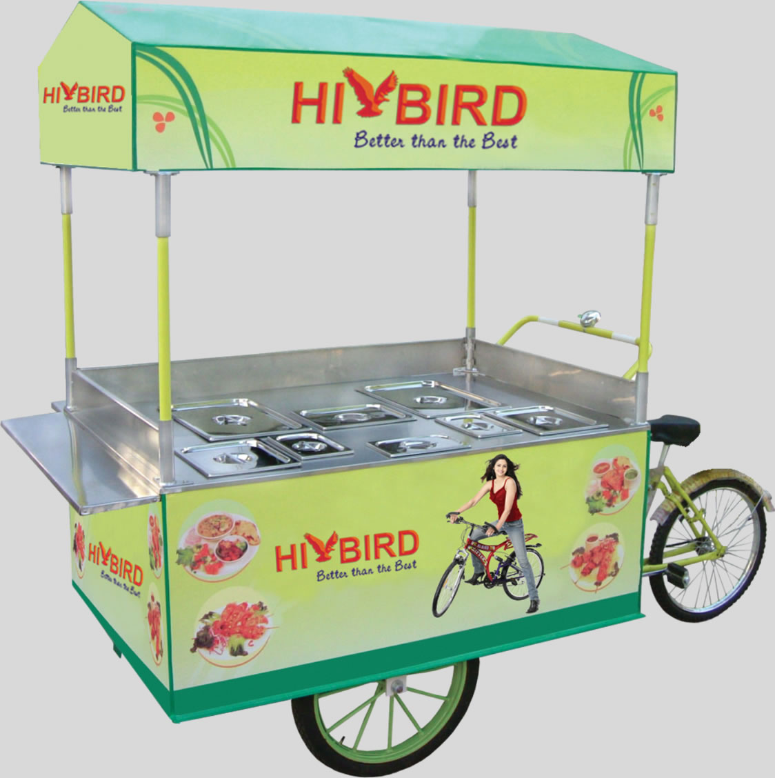 food cart business plan in india